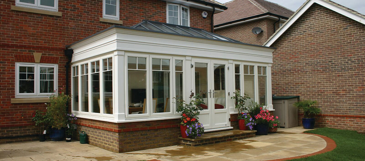 aluminium conservatories edinburgh